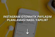 Instagram Otomatik Paylaşım
