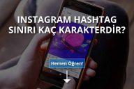 Instagram Hashtag Sınırı