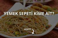 Yemek Sepeti