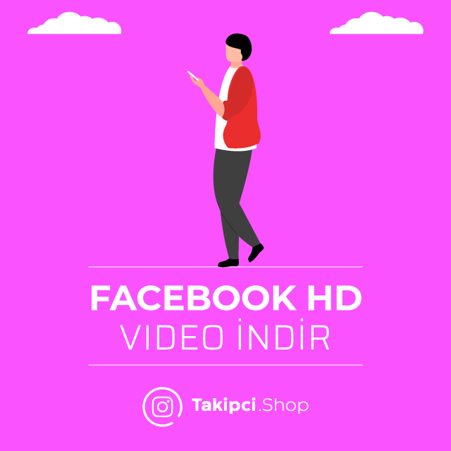 Facebook HD Video İndir