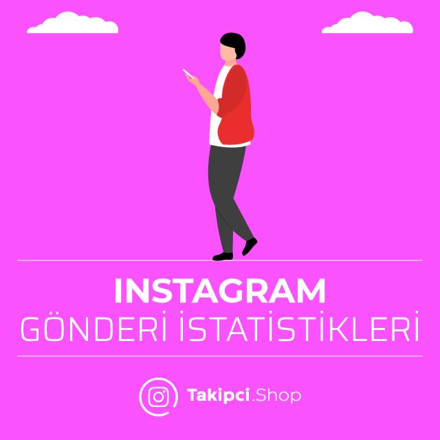 Instagram Gönderi İstatistikleri