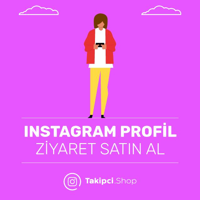 Instagram Profil Ziyareti Satın Al