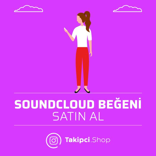 Soundcloud Beğeni Satın Al