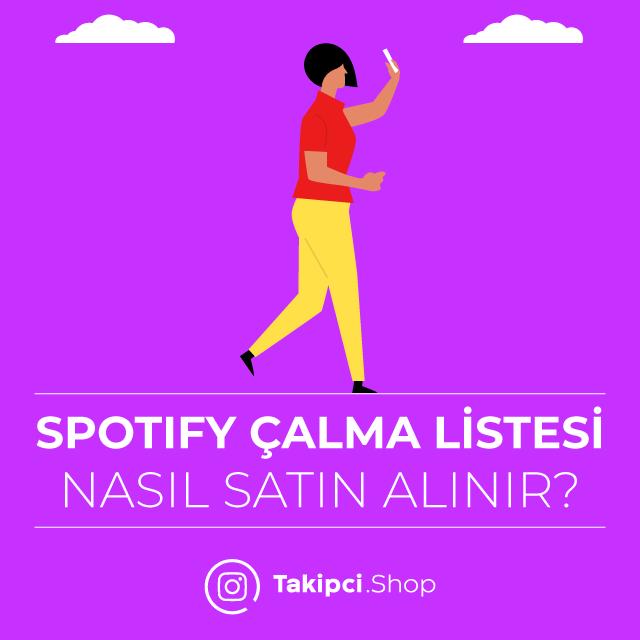 spotify çalma listesi nasıl satın alınır