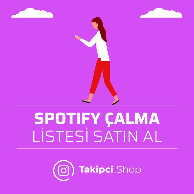 spotify çalma listesi satın al