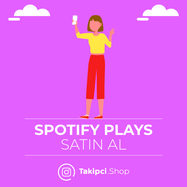 spotify plays satın al