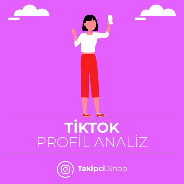 TikTok Profil Analiz