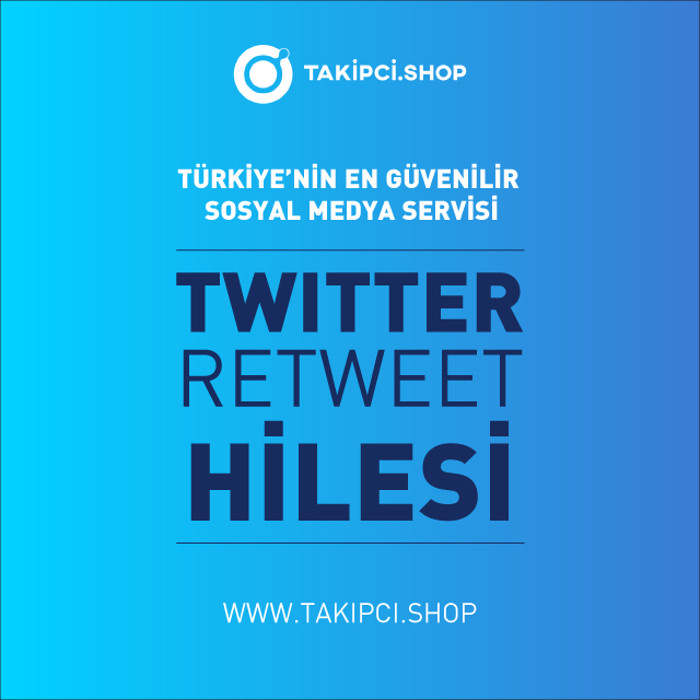 Twitter Retweet Hilesi