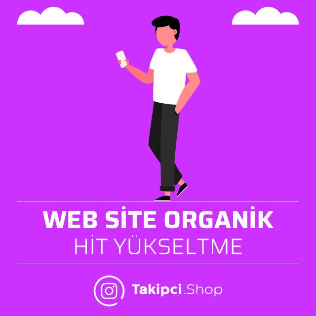 website organik hit yükseltme